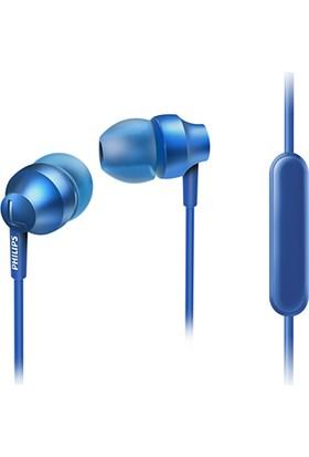 Philips She3855Bl/00 Chromz Mikrofonlu Kulak İçi Kulaklık