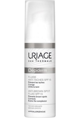 Uriage Depiderm Fluide Anti-taches SPF15 30ml