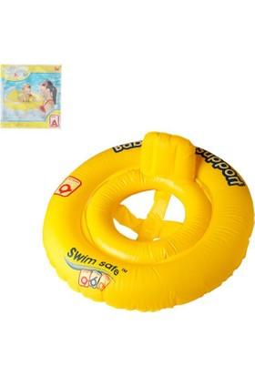 Bestway Besay Swım Safe Oturaklı Baby Float Sarı
