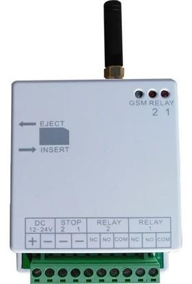 Opax Gsm Relay 2 Çıkışlı Gsm Röle