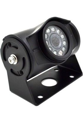Opax 6501 Ahd 720P 120 Derece 10 Led Araç Kamerası Gece Görüşlü