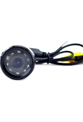 Opax 6401 600 Tvl Pal 10 Ledli Gece Görüşlü Metal Kamera