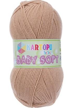 Kartopu Baby Soft El Örgü İpi - (Bebek Yünü)