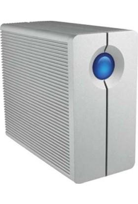 Lacie 10Tb 3.5 Inc LAC9000495 2Bıg Quadra 2X Firewire 800 & Usb 3.0 Raid 0,1 Fansız NAS Sürücü