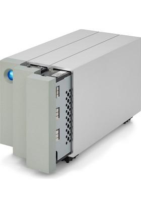 Lacie 16Tb 3.5 Inc STEY16000200 2Bıg 2X Thunderbolt2 + Usb 3.0 Raid 0,1 NAS Sürücü