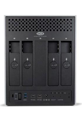 Lacie 24Tb 3.5 Inc LAC9000509EK 4Bıg Quadra 2X Fırewıre 800 & Usb 3.0 Raid 0,10, 5 NAS Sürücü
