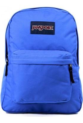 Jansport Superbreak Mavi Sırt Çantası