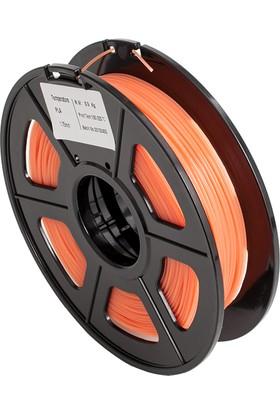 Sunlu Pla Filament Color Change 1.75 mm Renk Değiştiren Turuncu - Sarı