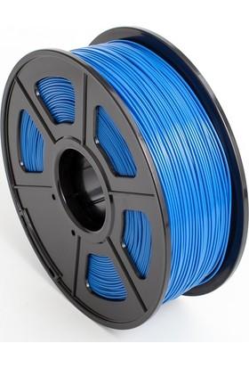 Sunlu Abs Filament 1.75 mm - 1000Gr ±0,02 Gri Mavi