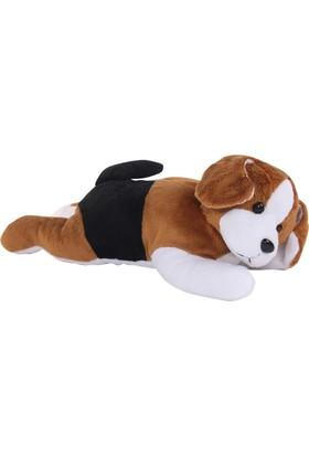 Hdm Peluş Köpek Oyuncak 45 cm Yatıyor