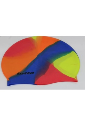 Lotto R1297 Swimcap Rainbow Bone