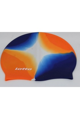 Lotto R1299 Swimcap Rainbow Bone