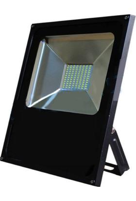 Ferled Led Projektör 100W Beyaz Işık %80 Enerji Tasarruflu