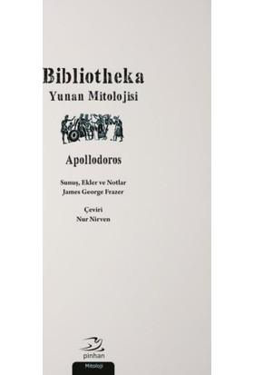 Bıbliotheka:Yunan Mitolojisi