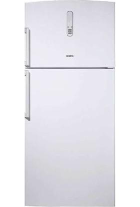 Vestel Akıllı NFY580 A+ No-Frost Buzdolabı