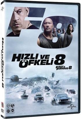 Hızlı Ve Öfkeli 8 Dvd