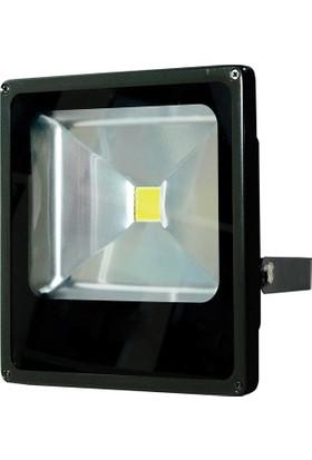 Forlife Fl-101 10W Slim Kasa Led Projektör (6500K Beyaz ışık)