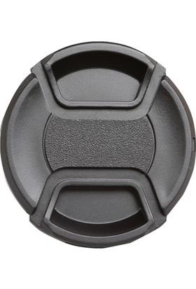Haskan Canon 18-55mm DC Lens İçin 58mm Lens Kapağı
