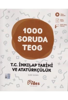 Fides 1000 Soruda Teog T.C. İnkılap Tarihi Ve Atatürkçülük