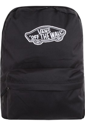 Vans Vnv00Nz0Blk Realm Backpack Kadın Sırt Çantası Siyah