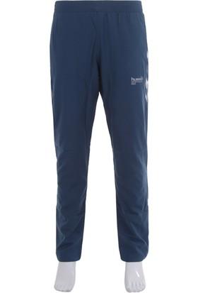 Hummel Hmt38419-7459 Ferial Pant Erkek Eşofman Altı Mavi