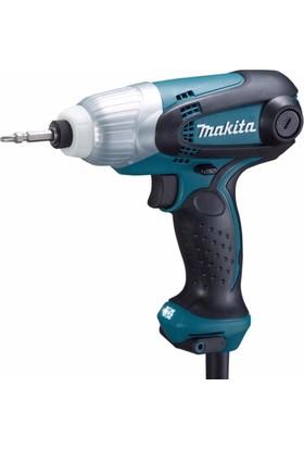 Makita Td0101 Elektrikli Darbeli Vidalama Matkap 230w
