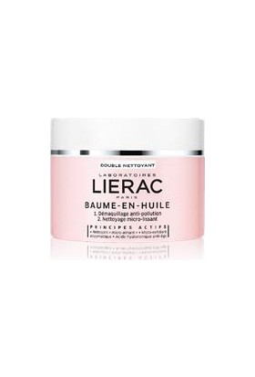 Lierac Balm-In Oil Double Cleanser 120 G