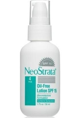 Neostrata Oil Free Losyon Spf 15 Pha4