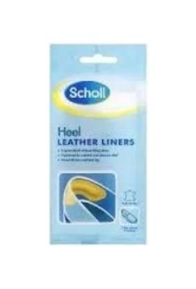 Scholl Topuk Vurukları İçin Koruyucu Scholl Heel Leather Liners
