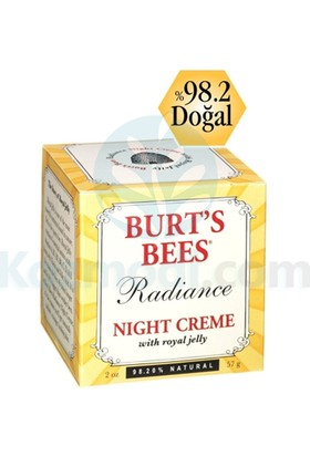 Burt'S Bees Arı Sütü İçeren Gece Kremi