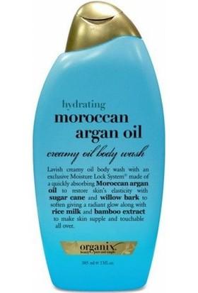 Organix Moroccan Argan Oil Creamy Oil Body Wash 385 Ml Argan Yağı Duş Jeli