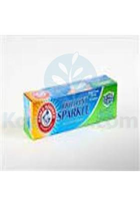Arm & Hammer Brilliant Sparkle Ultra Clean Gel Diş Plağı Temizleyici Diş Macunu