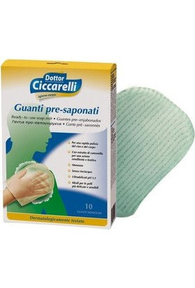 Dottor Ciccarelli Sabunlu Eldiven