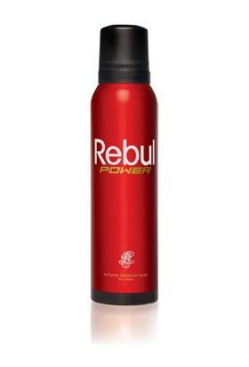 Rebul Deodorant Power Bay