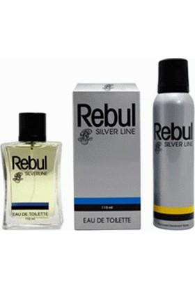 Rebul Edt + Deo Sılverlıne