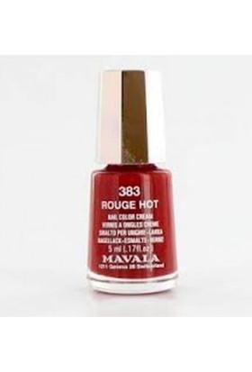 Mavala Mini Color Rouge Hot 383