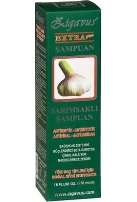 Zigavus Extra Plus Sarımsaklı Şampuan 250 Ml