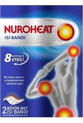 Nuroheat Isı Bandı 2 Li