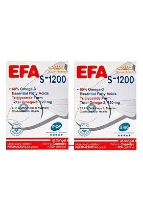 New Life Efa S1200 2 Li Paket
