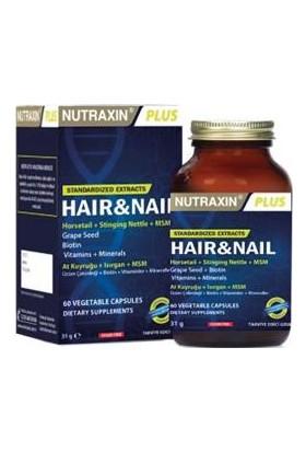 Nutraxin Hair Nail 60 Kapsül
