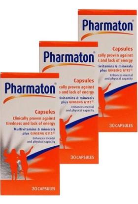 Pharmaton30Kapsül 3 Lü Paket