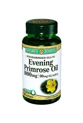 Nature'S Bounty Evening Primrose Oil 1000 Mg 60 Softgel