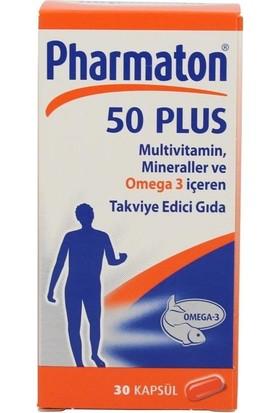 Pharmaton50Plus30Kapsül