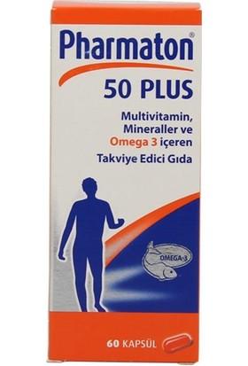Pharmaton50Plus60Kapsül