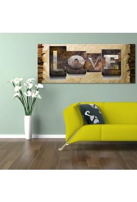 Hepsiburada Home Love Kanvas Tablo