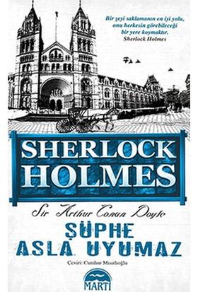 Şüphe Asla Uyumaz (Sherlock Holmes)