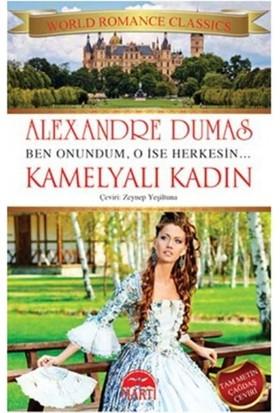 Kamelyalı Kadın (Alexandre Dumas)