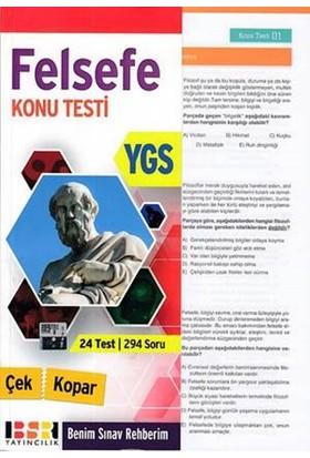 Bsr Ygs Felsefe Konu Testi