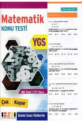 Bsr Ygs Matematik Konu Testi