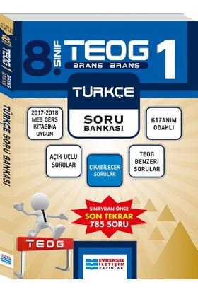 Evrensel Teog 1 Türkçe Soru Bankası
